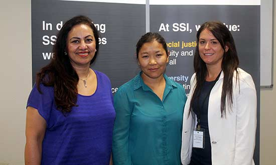 SSI-Legal Aid NSW partnership