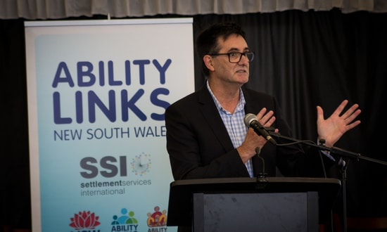SSI Acting CEO Stephen O'Neill