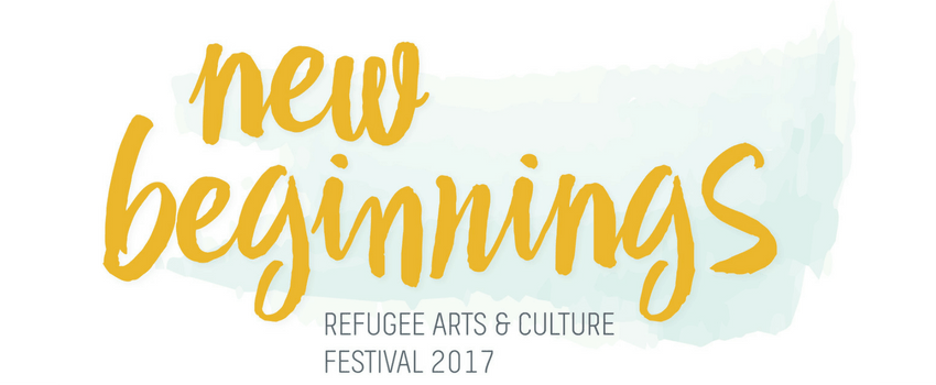 New Beginnings Refugee Arts and Culture Festival website