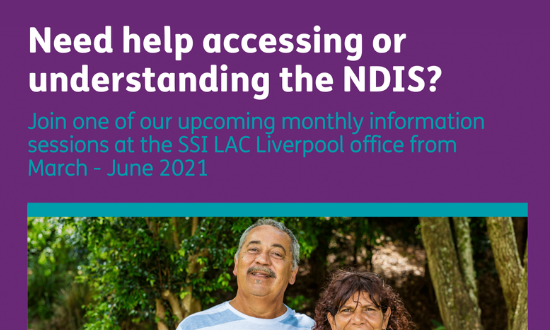 NDIS event