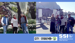 Welcome2Sydney is a new project co-designed by the City of Sydney and Settlement Services International, aiming to connect ambassadors from the City of Sydney with newly arrived refugee members of our community.