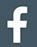 Facebook social media grey logo