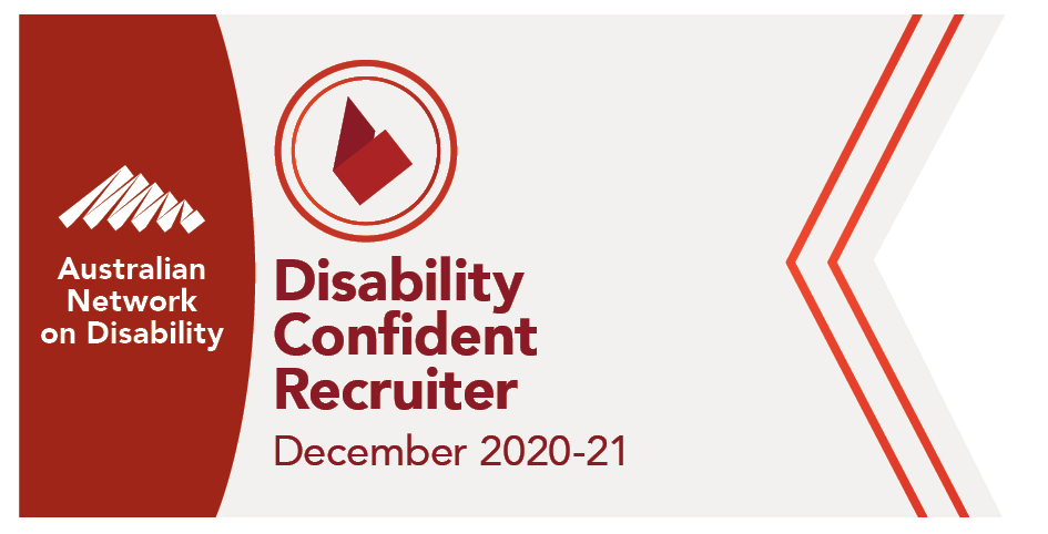 Disability Confident Recruiter December 2019-20
