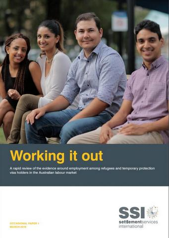 Working It Out PDF cover photo