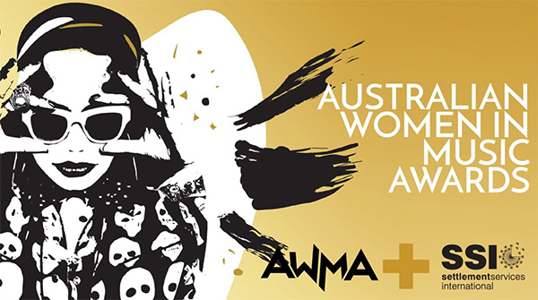 Australian Women's Music Awards media release image