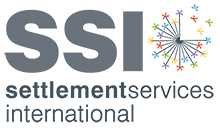 SSI website logo