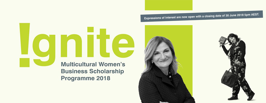 Ignite Multicultural Women's Business Scholarships