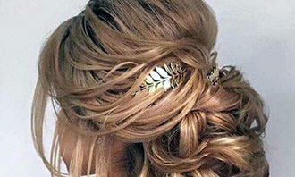 A woman's hair made by Mary Hair and Beauty