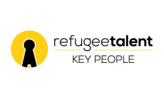 Refugee Talent logo