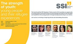 Young refugees share their stories