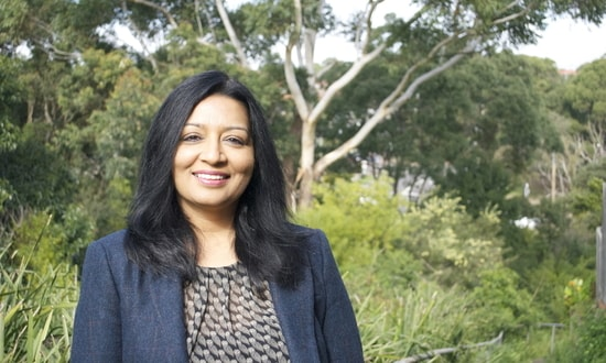Dr Mehreen Faruqi Greens NSW MP addresses National Multicultural Women's Conference
