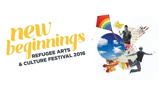 New Beginnings refugee arts and culture festival