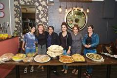 Armidale's Ezidi Food Night