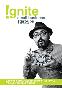 Ignite Small Business Start-ups PDF cover photo