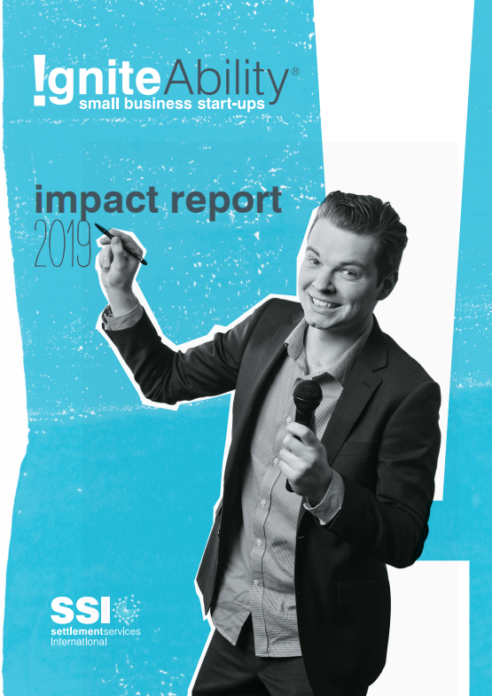 Ignite ability impact report 2019 image