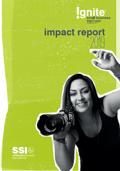 Ignite impact report 2019 image