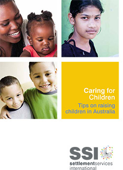 SSI Caring For Children English PDF cover photo
