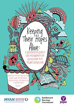 Keeping their hopes alive PDF cover photo