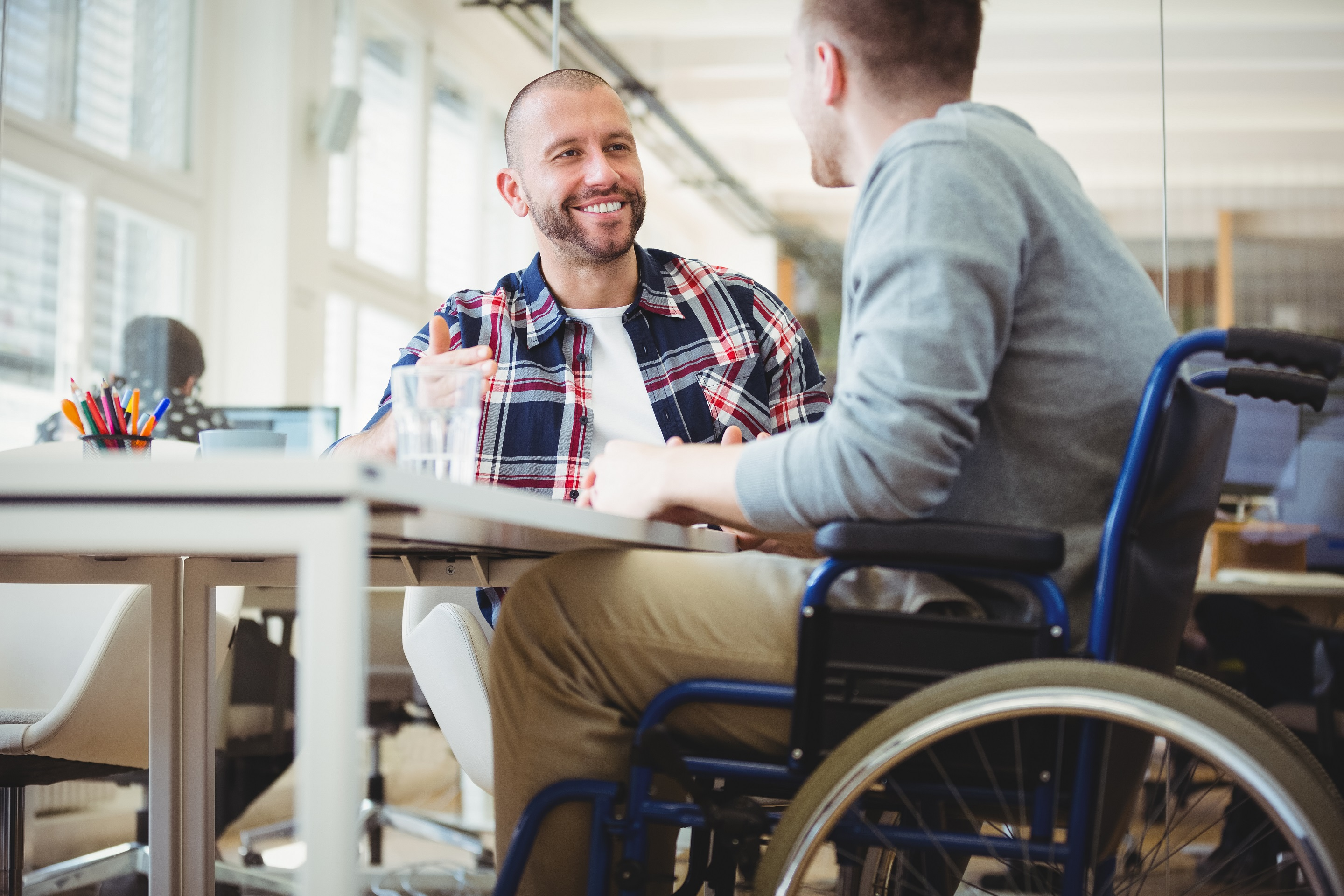 Living With An Injury or Disability? 5 Reasons Why Someone Should Hire You